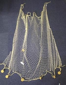 Rete pesca decor for Rete da pesca arredamento